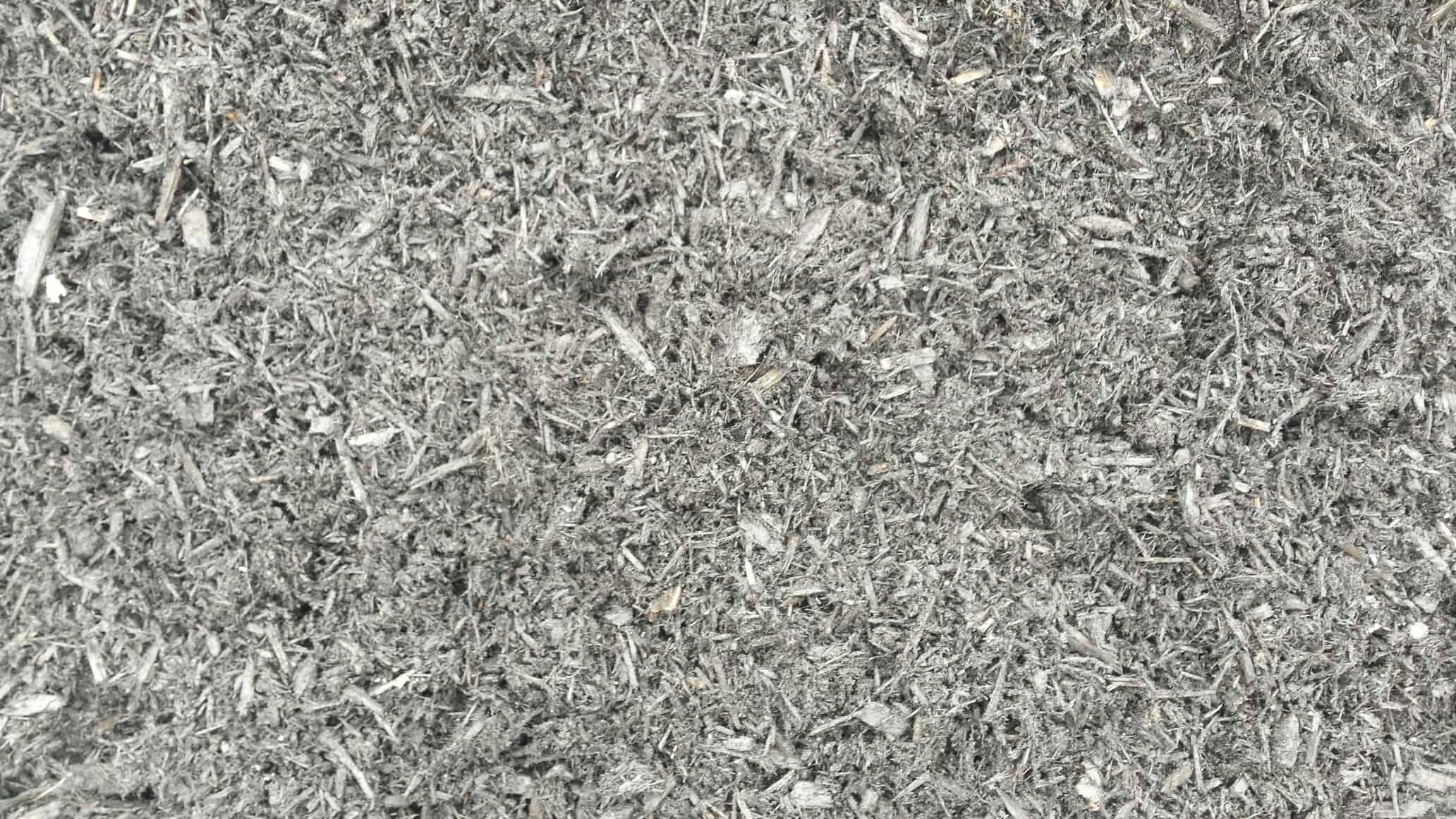 Black Diamond double ground mulch