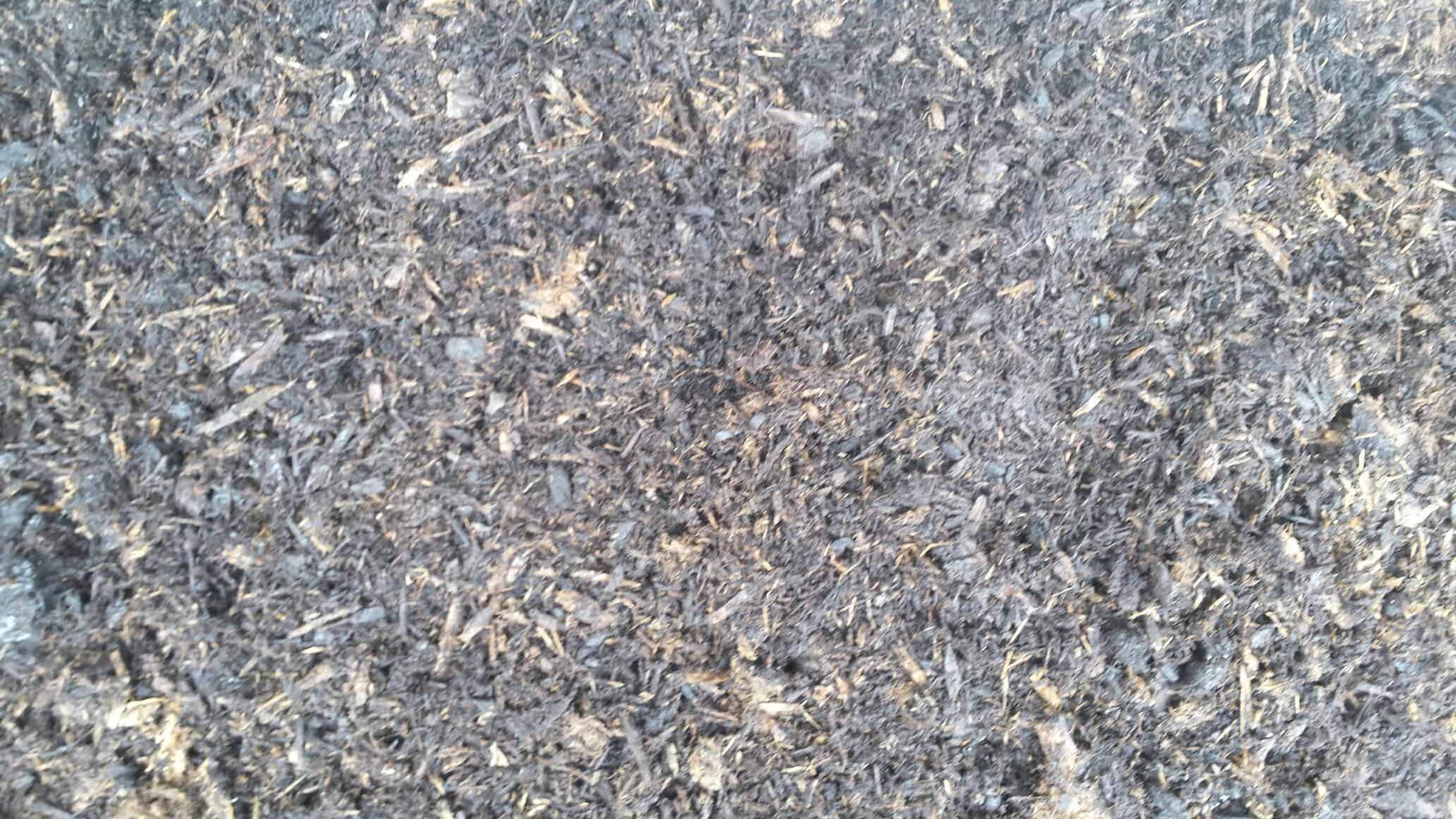 Northern double ground mulch